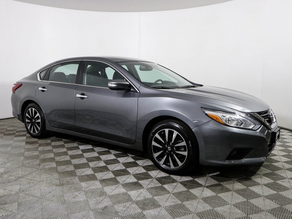 Certified Pre-Owned 2018 Nissan Altima 2.5 SL HEATED LEATHER BOSE CAMERA *CERTIFIED*