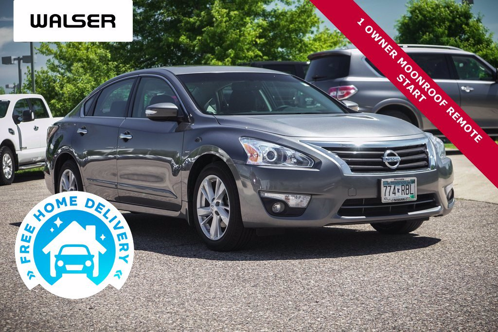 Pre-Owned 2015 NISSAN ALTIMA 2.5 SV CONVENIENCE PKG