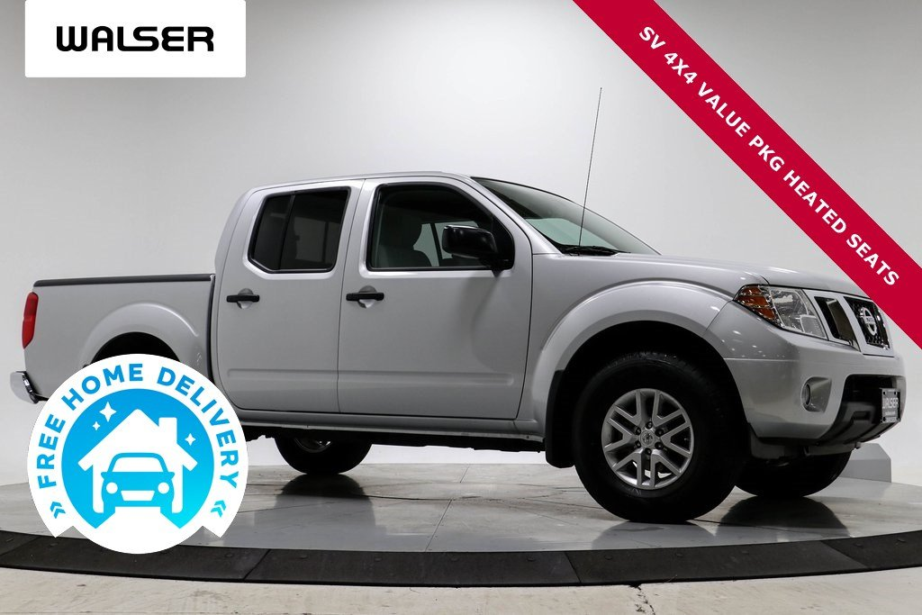Certified Pre-Owned 2019 Nissan Frontier SV 4X4 VALUE PKG