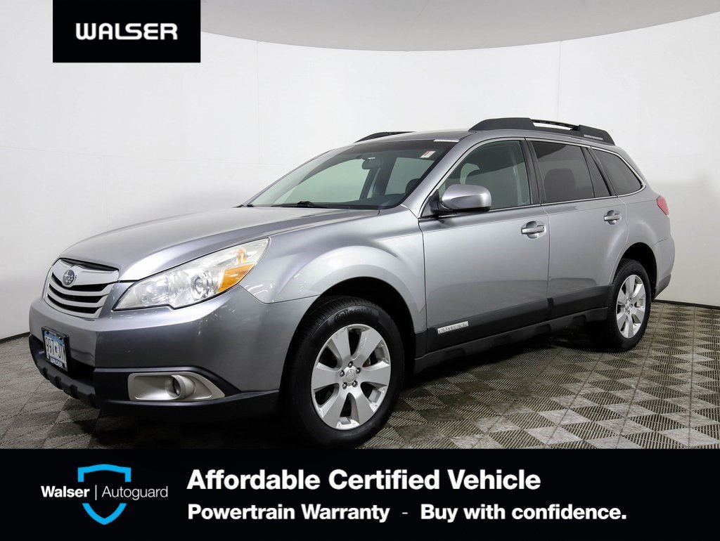 Pre-Owned 2011 Subaru Outback 2.5I PREMIUM AWD ALLOY WHEELS POWER SEAT KEYLESS