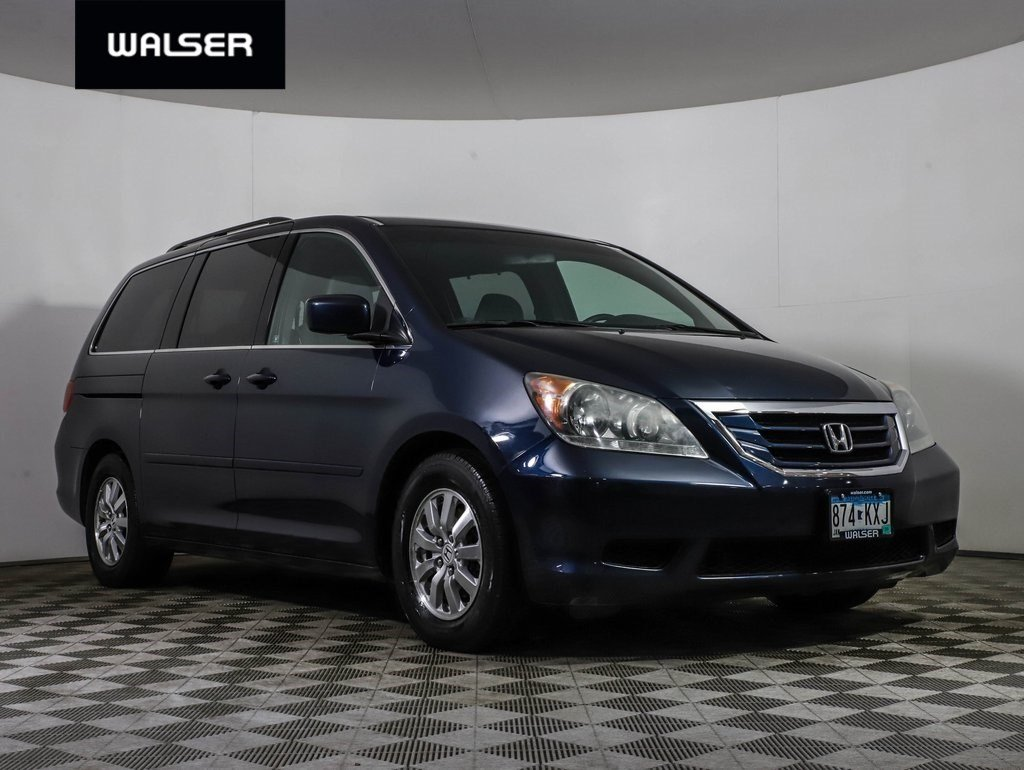 Pre-Owned 2010 Honda Odyssey EX POWER SLIDING DOORS ALLOY WHLS CLEAN CARFAX LOCAL TRADE