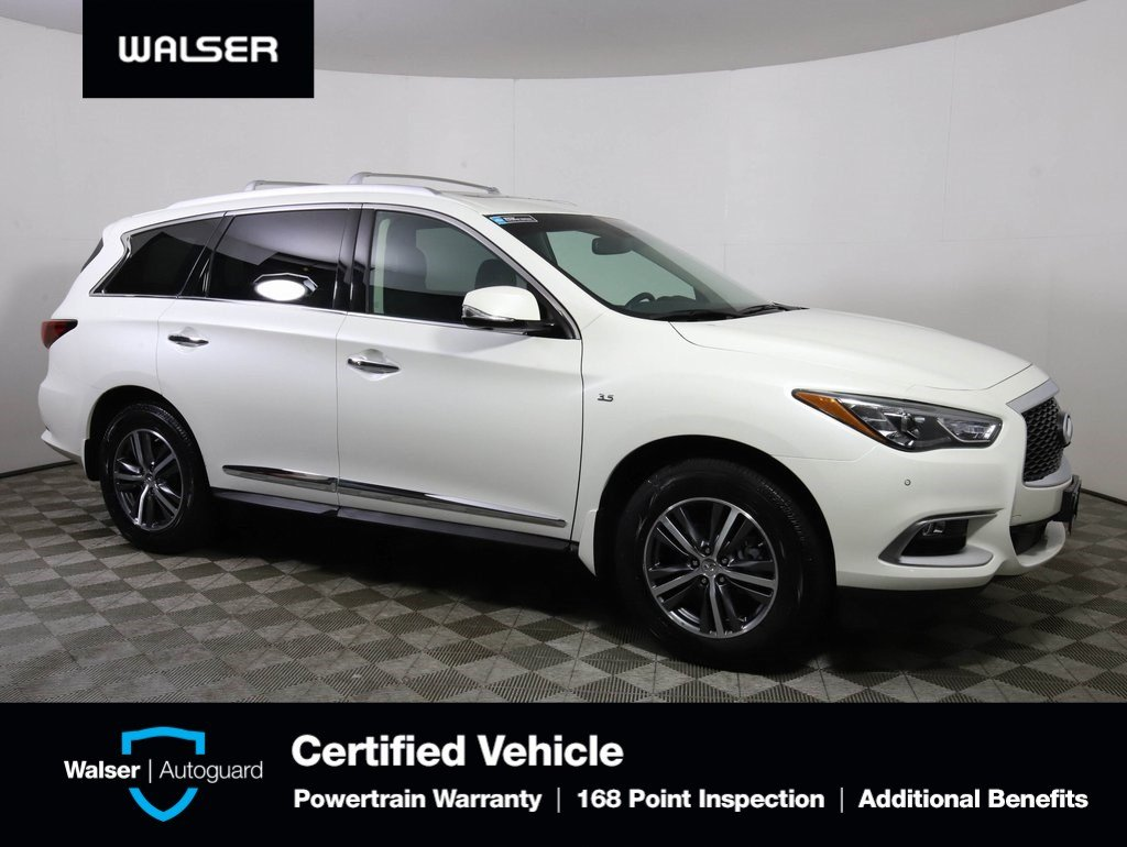 Pre-Owned 2016 INFINITI QX60 DRIVER ASSISTANCE PREMIUM & PREMIUM PLUS PACKAGES