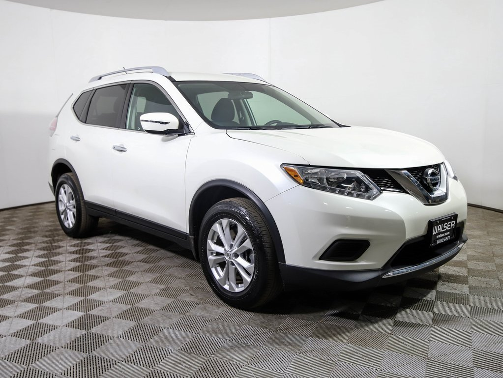 Certified Pre-Owned 2016 Nissan Rogue *CERTIFIED* SV AWD FAMILY PKG 3RD ROW NEW TIRES