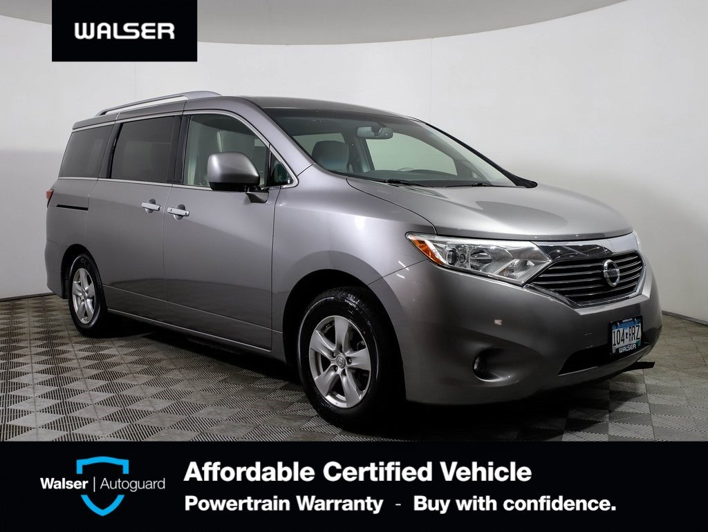 Pre-Owned 2011 Nissan Quest SV LEATHER BACKUP CAMERA BLUETOOTH PUSH BUTTON START