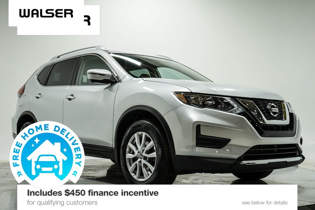 Certified Pre-Owned 2017 Nissan Rogue SV AWD PREMIUM PKG