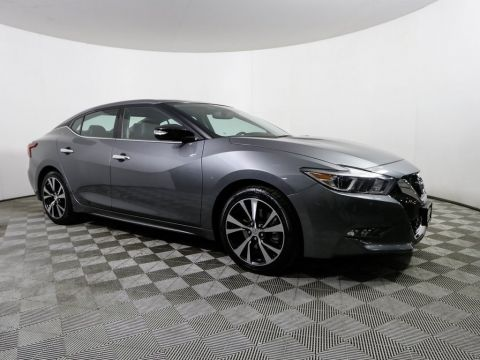 Certified Pre-Owned 2018 Nissan Maxima SL HEATED LEATHER NAV BOSE PANO ROOF *CERTIFIED*