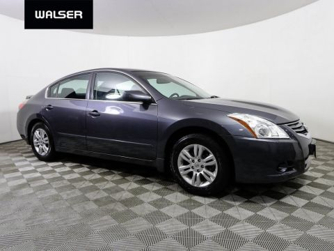 Pre-Owned 2012 Nissan Altima LOW MILES! 1 OWNER ALLOY BLUETOOTH CRUISE INT-KEY