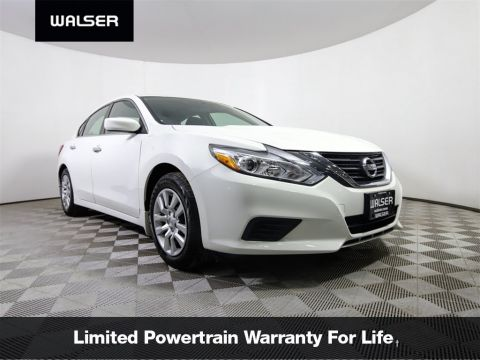 Certified Pre-Owned 2016 Nissan Altima *CERTIFIED* 2.5 S BACKUP CAMERA BLUETOOTH PSEAT