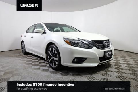 Certified Pre-Owned 2016 Nissan Altima *CERTIFIED* 2.5 SR LED LIGHTS POWER SEAT CAMERA