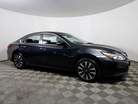 Certified Pre-Owned 2018 Nissan Altima *CERTIFIED* 2.5SL HTD LEATHER BOSE BRAND NEW TIRES