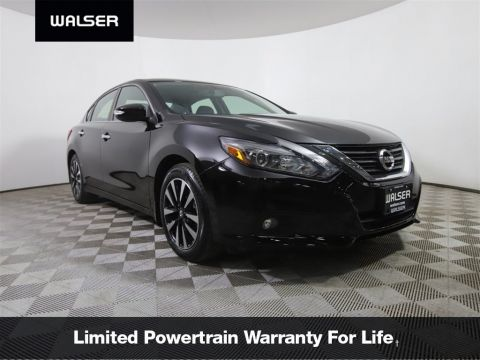 Certified Pre-Owned 2017 Nissan Altima *CERTIFIED* SL TECHNOLOGY HTD LTHR NAV BOSE ROOF
