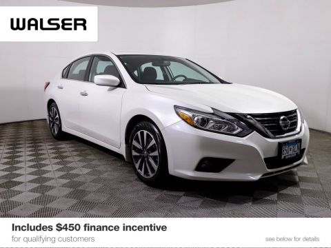 Certified Pre-Owned 2017 Nissan Altima SV LOW MILES BLUETOOTH POWER SEAT CAMERA 1 OWNER