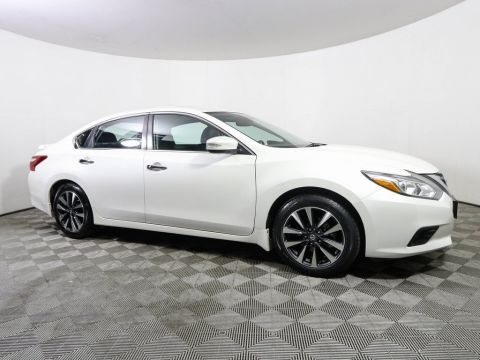 Certified Pre-Owned 2016 Nissan Altima 2.5 SL HEATED LEATHER BOSE ROOF CAMERA *CERTIFIED*