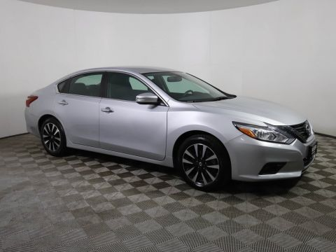 Certified Pre-Owned 2018 Nissan Altima *CERTIFIED* 2.5 SL HEATED LEATHER BOSE CAMERA