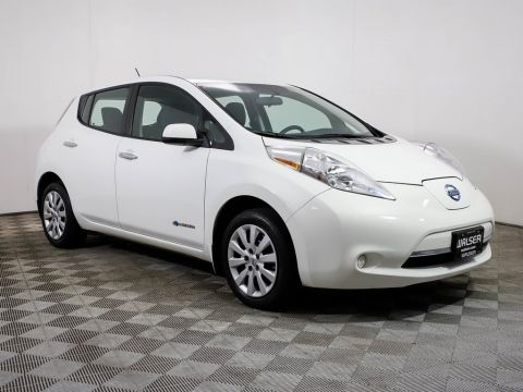 Certified Pre-Owned 2016 Nissan LEAF