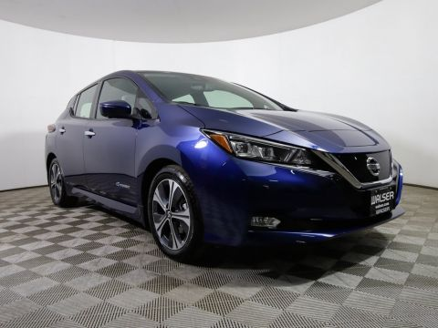 Pre-Owned 2018 Nissan LEAF * $7,500 TAX CREDIT * SL TECHNOLOGY PKG PRO-PILOT