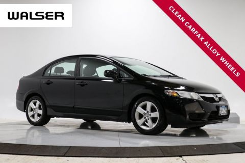 Pre-Owned 2009 Honda Civic Sdn LX-S