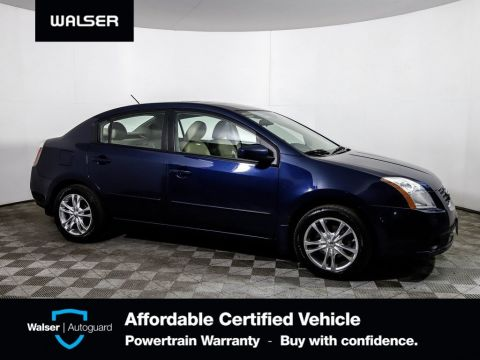 Pre-Owned 2007 Nissan Sentra SL 1 OWNER LOCAL TRADE CLEAN CARFAX W/LOW MILES!