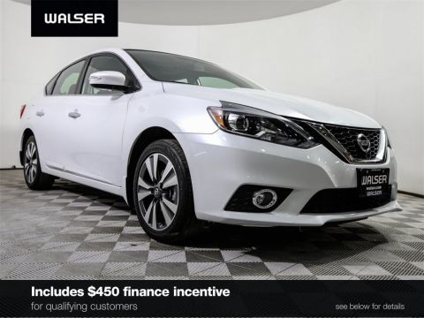 Certified Pre-Owned 2018 Nissan Sentra *CERTIFIED* SL HEATED LEATHER NAV MOONROOF LOADED!