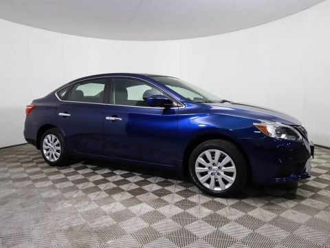 Certified Pre-Owned 2016 Nissan Sentra *CERTIFIED* 1.8 SV HEATED SEATS CAMERA NEW TIRES!