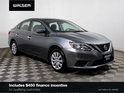 Certified Pre-Owned 2016 Nissan Sentra SV *LOW MILES*CLEAN CARFAX*1 OWNER LOCAL LEASE*