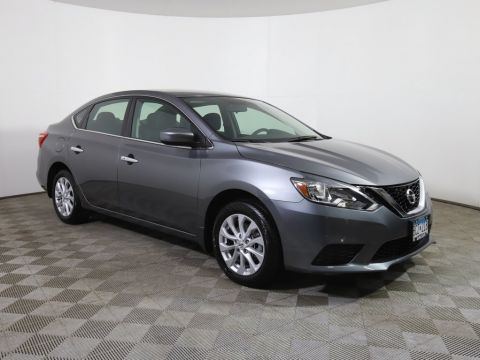 Certified Pre-Owned 2018 Nissan Sentra *CERTIFIED* SV HEATED SEATS ALLOY BACKUP CAMERA