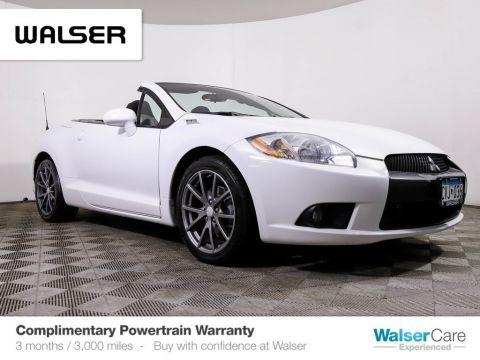 Pre-Owned 2011 Mitsubishi Eclipse GS SPORT SPYDER LOCAL TRADE IN CLEAN CARFAX
