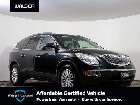 Pre-Owned 2011 Buick Enclave CXL AWD HEATED LEATHER ALLOY POWER LIFTGATE CLEAN!