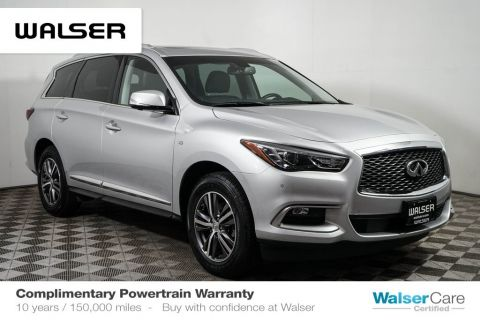 Pre-Owned 2016 INFINITI QX60 PREMIUM & PREMIUM PLUS PACKAGES NAV BOSE ROOF