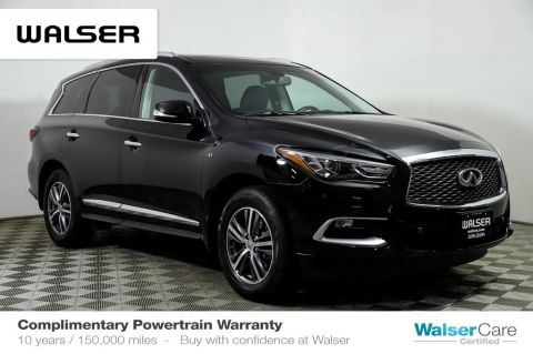 Pre-Owned 2016 INFINITI QX60 PREMIUM PREMIUM PLUS DRIVER ASSISTANCE PACKAGES