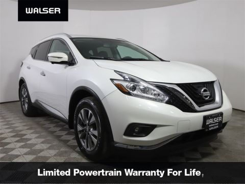 Certified Pre-Owned 2015 Nissan Murano *CERTIFIED* SL AWD TECHNOLOGY PANO ROOF NAV BOSE