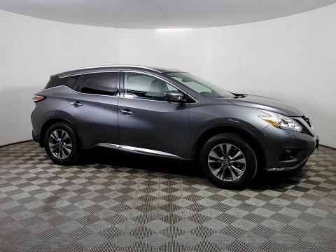 Certified Pre-Owned 2016 Nissan Murano *CERTIFIED* SL AWD TECHNOLOGY PKG PANO ROOF BOSE