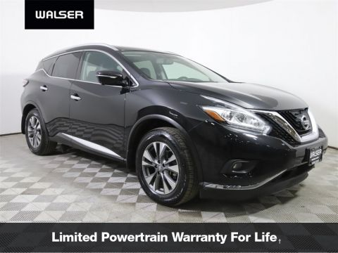 Certified Pre-Owned 2015 Nissan Murano *CERTIFIED* SL AWD TECHNOLOGY PANO ROOF INT-CRUISE