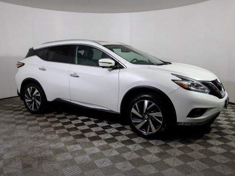 Certified Pre-Owned 2015 Nissan Murano *CERTIFIED* PLATINUM TECHNOLOGY PANO ROOF BOSE