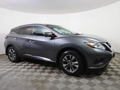 Certified Pre-Owned 2015 Nissan Murano *CERTIFIED* SL AWD TECHNOLOGY PKG PANO ROOF LTHR