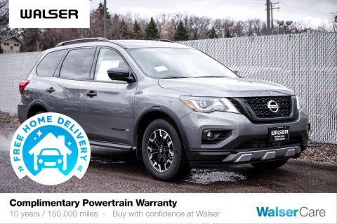 New 2020 Nissan Pathfinder SL 4X4