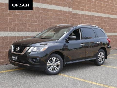 New 2019 Nissan Pathfinder S 4X4