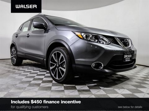 Certified Pre-Owned 2017 Nissan Rogue Sport *CERTIFIED* SL AWD PREM & PLATINUM PKGS LOADED!