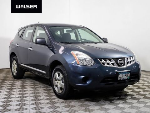 Pre-Owned 2013 Nissan Rogue CRUISE CONTROL KEYLESS ENTRY LOCAL TRADE IN