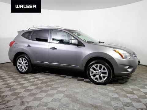 Pre-Owned 2011 Nissan Rogue SL AWD HEATED LEATHER NAV BOSE MOONROOF CAMERA