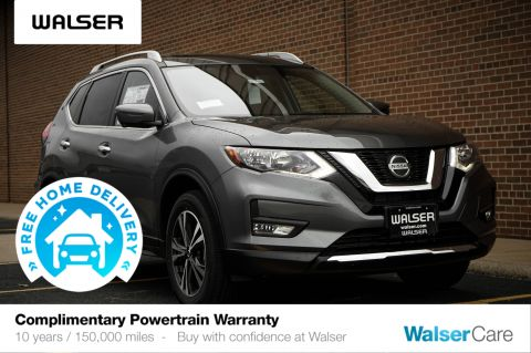New 2020 Nissan Rogue SV SUN & SOUND PKG
