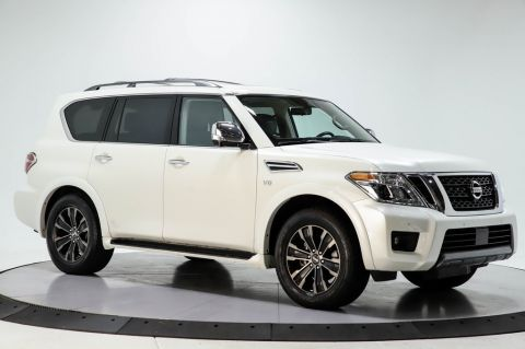 Certified Pre-Owned 2019 Nissan Armada PLATINUM 4WD