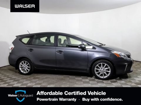 Pre-Owned 2012 Toyota Prius v BACKUP CAMERA ALLOY WHEELS INTEL KEY BLUETOOTH