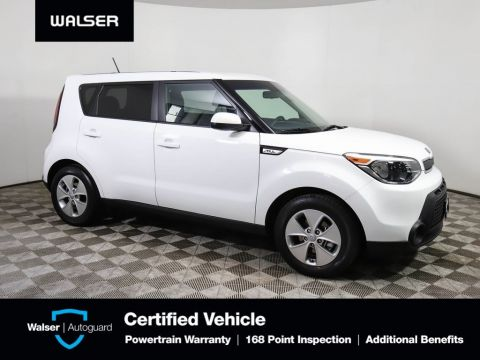 Pre-Owned 2016 Kia Soul BLUETOOTH AUDIO ALLOY WHEELS CRUISE KEYLESS ENTRY