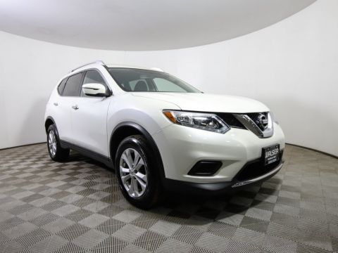 Certified Pre-Owned 2016 Nissan Rogue *CERTIFIED* SV AWD BLUETOOTH POWER SEAT CAMERA LED